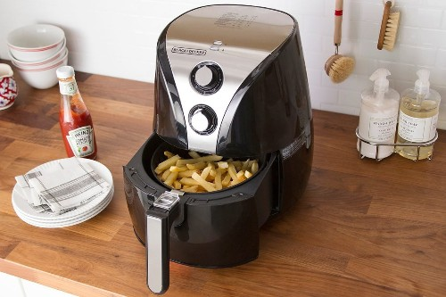 Any Recipe Can Be an Air-Fryer Recipe—Here's How to Create One