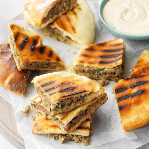 Lebanese Street Sandwiches