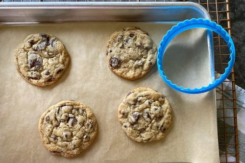 The Secret to Making Perfectly Round Cookies