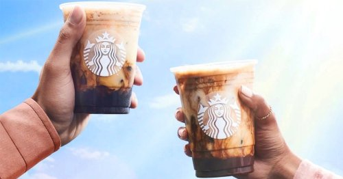Starbucks Just Added Two BRAND-NEW Iced Drinks to Their Spring 2021 Menu—and We're Ordering Both
