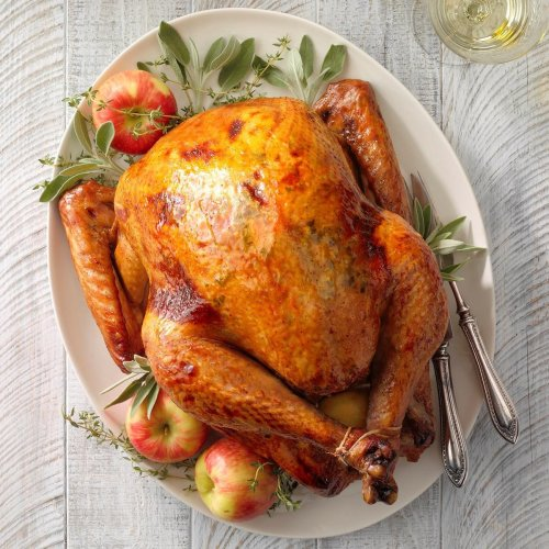 Stop Stuffing! What to Fill Your Turkey with Instead