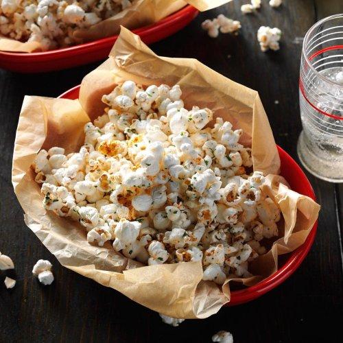 20 Super-Delish Flavored Popcorn Recipes