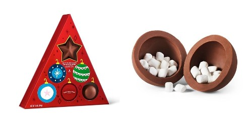Target Is Selling an Advent Calendar That's PACKED with Hot Cocoa Bombs