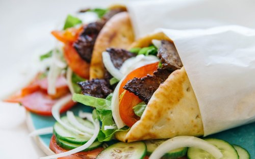 This Chef Explains How to Make Gyros at Home—No Rotisserie Needed!