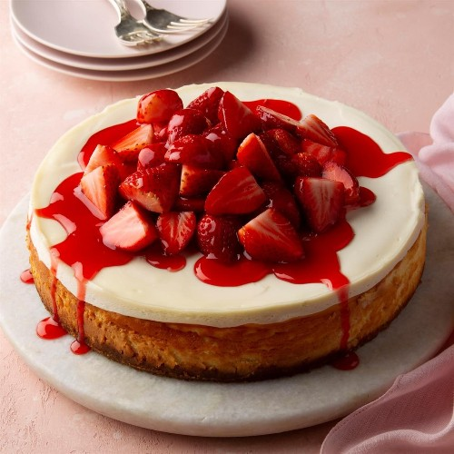 30 Valentine's Day Cakes and Cheesecakes We Love