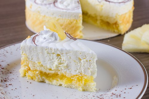 Flavorful Creamy Cool Cakes