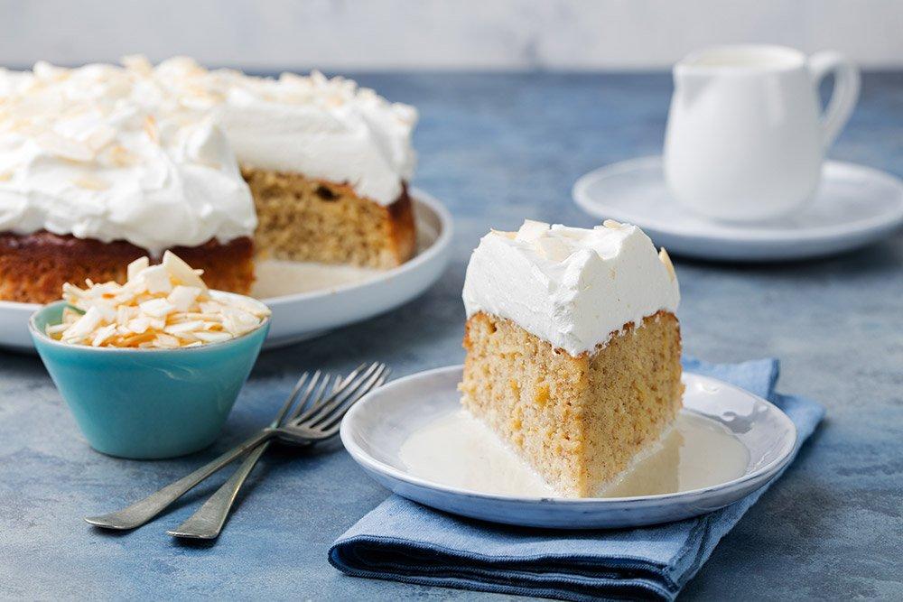 Pastel De Tres Leches Cake Recipe