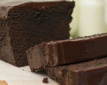 Chocolate Lover Dream Pound Cake