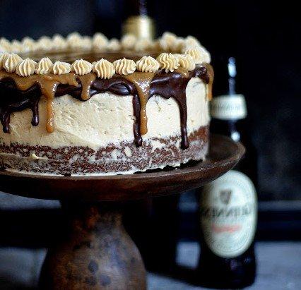 Chocolate Wasted Drunken Cake Recipe