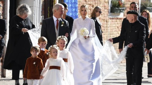 LVMH scion Alexandre Arnault marries in Venice in front of Beyoncé and Jay-Z