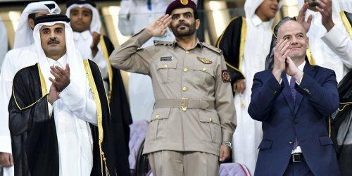 Mit Katar auf humanitärer Mission