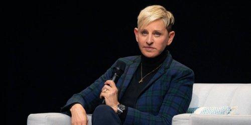 Ellen DeGeneres hört auf