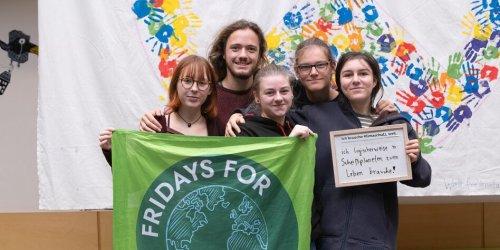 """""""Wir sammeln Stimmen der Jugend"""""""