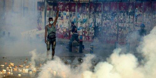 """Erst die Stille, dann """"Revolution"""""""