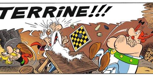 """""""Wir sind Teil des Kosmos Asterix"""""""
