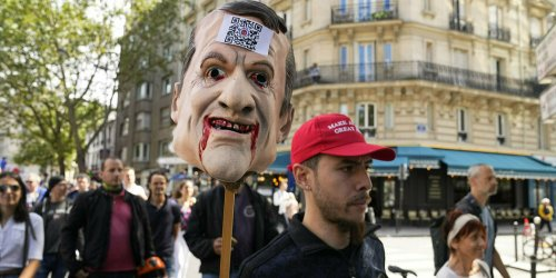 Für Macron ungefährlich