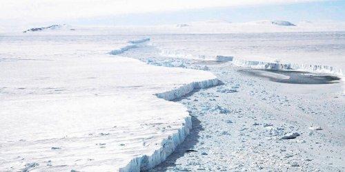 Antarktis vor dem Kippen