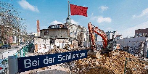 Ruine soll Volkseigentum werden