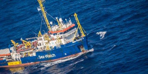 Seenotretter finden keinen Hafen