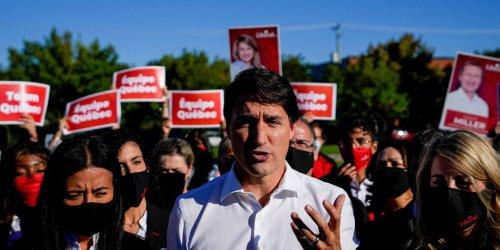 Trudeau zittert um seinen Posten