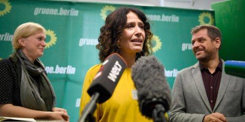 Die Grünen haben gewonnen