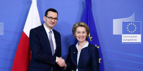 EU-Abgeordnete drohen Polen