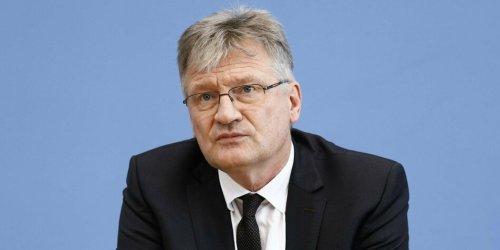Jörg Meuthen will nicht mehr