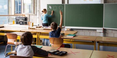 Alle Kinder dürfen zur Schule