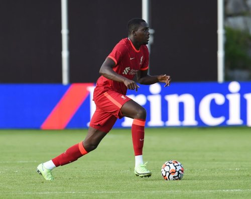 Ibrahima Konate says Liverpool have an incredible player in their ranks, he's truly 'the best'