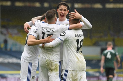 'Straight out of the top draw': Jermaine Beckford blown away by 24-year-old Leeds star during win