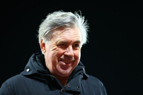 Carlo Ancelotti names four Everton players that will miss Tottenham fixture