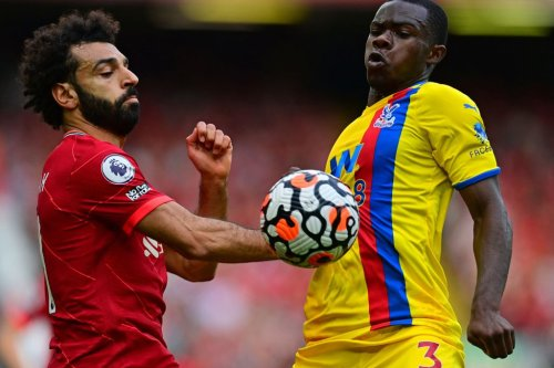 'What a performance': Even some Liverpool fans are praising £28k-a-week Crystal Palace man