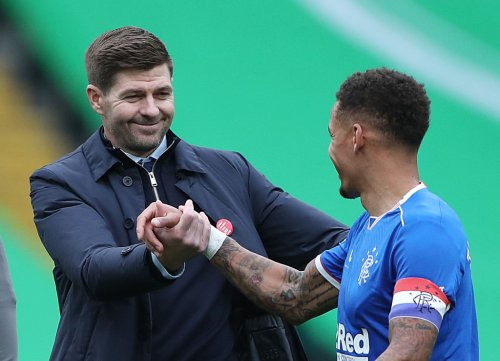Derek Ferguson says Rangers have a truly 'outrageous' player in their ranks, gets better every year