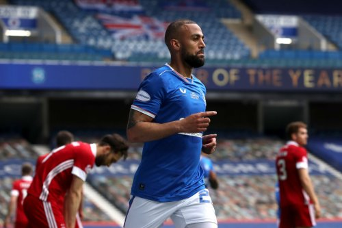 Michael Stewart says Rangers already have a better striker than Alfredo Morelos