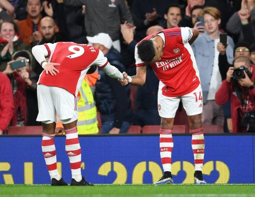 'In my veins': Some Arsenal fans loved what happened after Partey's goal against Villa