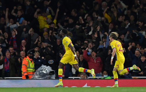 Arsenal fans 'fuming' as Odsonne Edouard shines for Crystal Palace