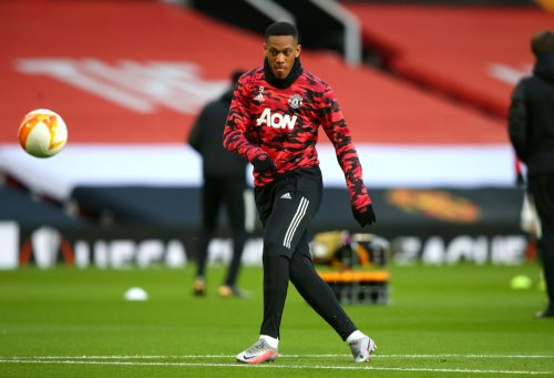 Manchester United fans react as Tottenham reportedly eye Martial
