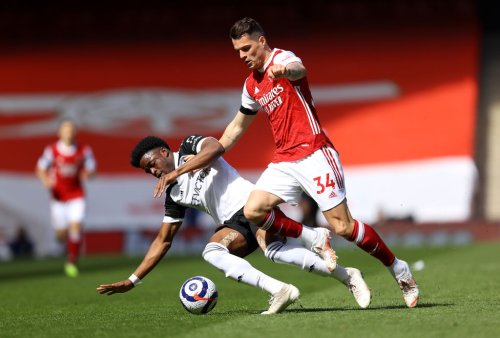 97 passes, 4 tackles: £100k-a-week Arsenal star one who deserves credit for display against Fulham
