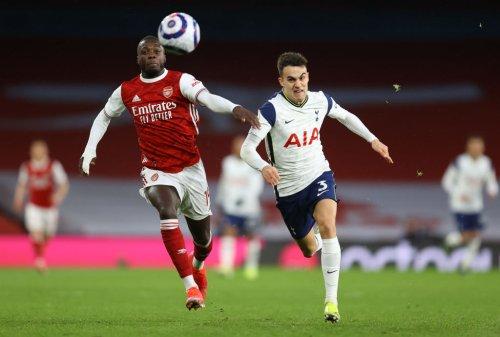 'Past three or four people': Lokonga says one Arsenal player runs rings around teammates in training