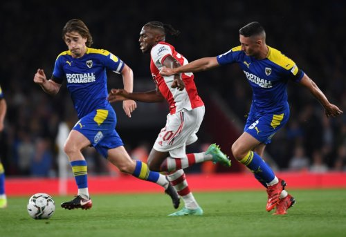 Arsenal boss Arteta has a 'thrilling' 21-year-old in his ranks who 'could be a lot of fun' to watch this season