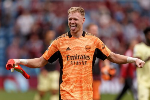 Arsenal 23-year-old gains seal of approval from Alan Smith as footage emerges from Burnley clash