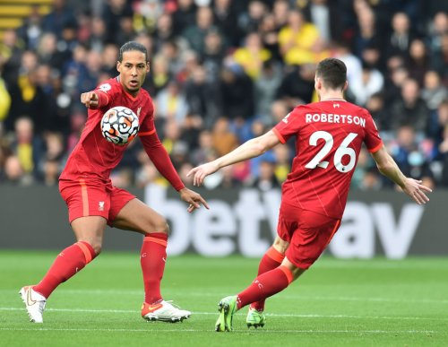 'Imperious as ever': Pundit says Liverpool star gave a 'masterclass' during 5-0 win
