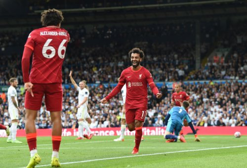 'Machine': Ian Wright says Liverpool have an absolutely 'extraordinary' player in their ranks