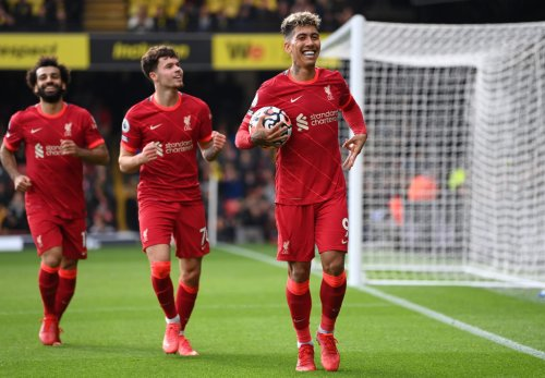 Jamie Carragher needs just 7 words to describe one Liverpool star who outshone Firmino