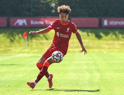 'We really like him': Liverpool assistant says youngster who 'has fire' has blown him and Klopp away