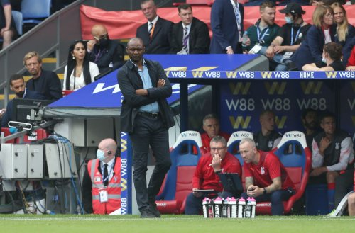 'Exploit that': Patrick Vieira believes he has found Liverpool's weakness
