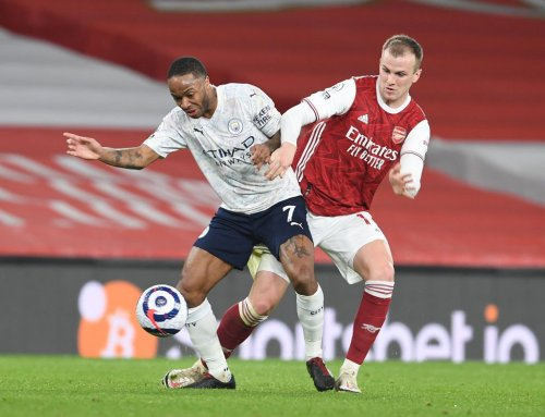 Liverpool 24-year-old is reportedly idolising £25,000-a-week Arsenal player