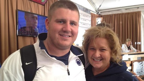 Olympic Shot Putter Joe Kovacs And His Mom On Their Special Relationship