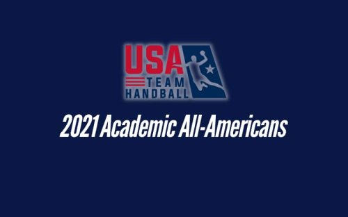 USA Team Handball Announces 2021 Academic All Americans