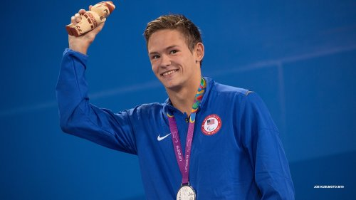 Swimmer Joey Peppersack Looks Back On College Career And Ahead To Paralympic Pursuit